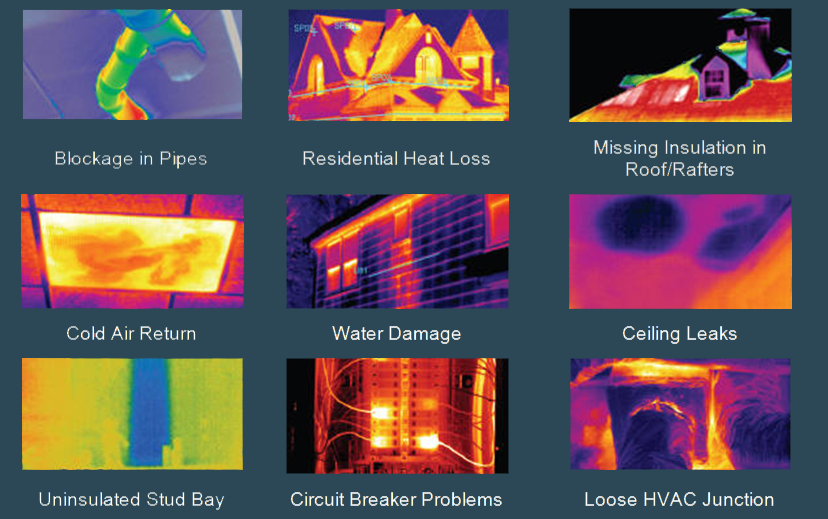 Infrared Camera Inspections | Expert Mold Test